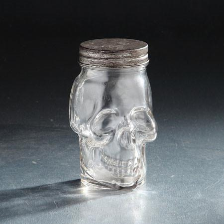 Glass Skull - Jordans Home