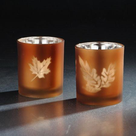 Leaves Candle Holder - Jordans Home