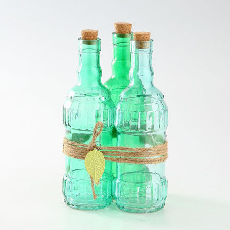 Green Bottles - Jordans Home
