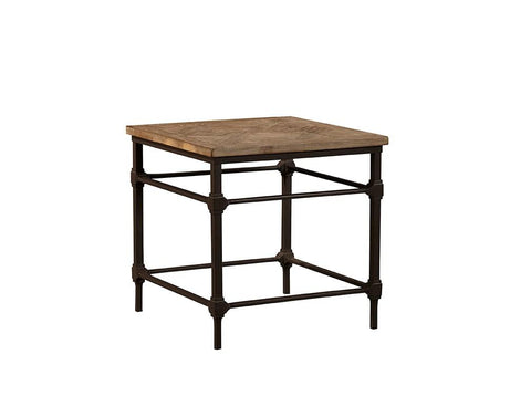 Coldiron End Table - Jordans Home
