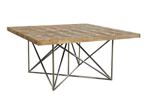 Octans Square Table  | Dining Table, Table | Jordans Home