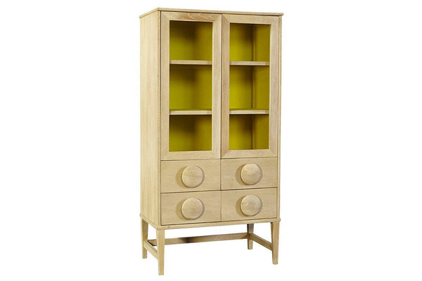 Alpha Cabinet  | Accent Furniture | Jordans Home