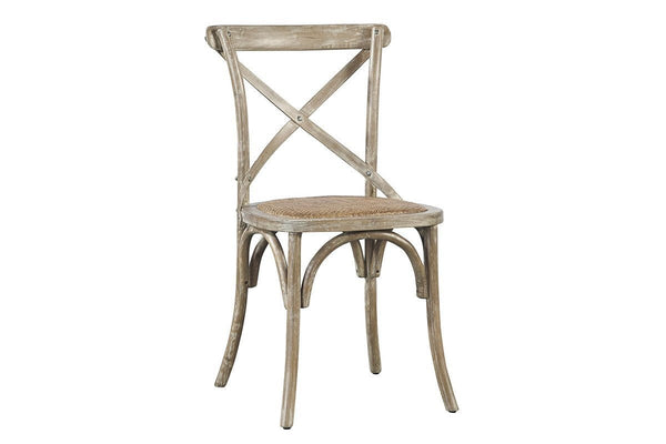 Bentwood Side Chair - Weathered Oak - Jordans Home
