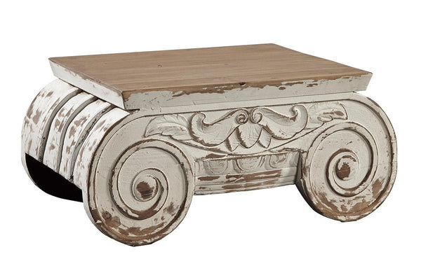 Athena's Coffee Table - Jordans Home