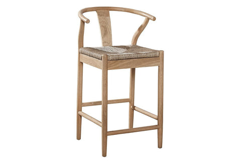 "24"" Broomstick Counter Stool  