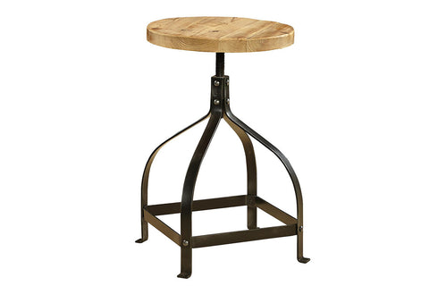 Bleecker Recycled Stool  | Bar Stool | Jordans Home