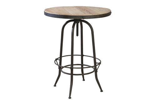 Industrial Pub Table  | Dining Table, Table | Jordans Home
