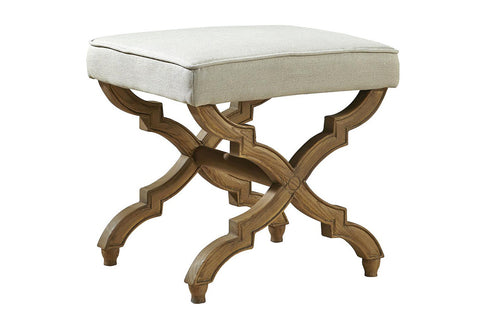 Linen & Oak Footstool  | Dining Chair, Chair | Jordans Home