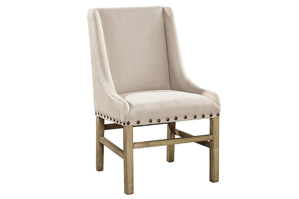 Low Arm Linen Chair  | Dining Chair, Chair | Jordans Home