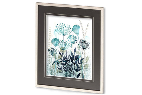 Allayed Floral II  | Framed Art | Jordans Home