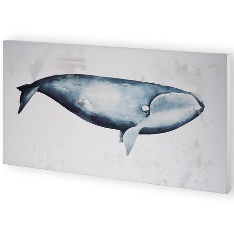 Whale Portrait III  | Framed Art | Jordans Home