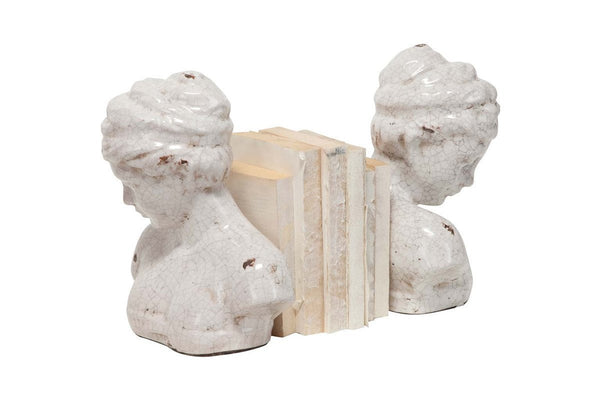 Euripedes Bookends (set of 2) - Jordans Home