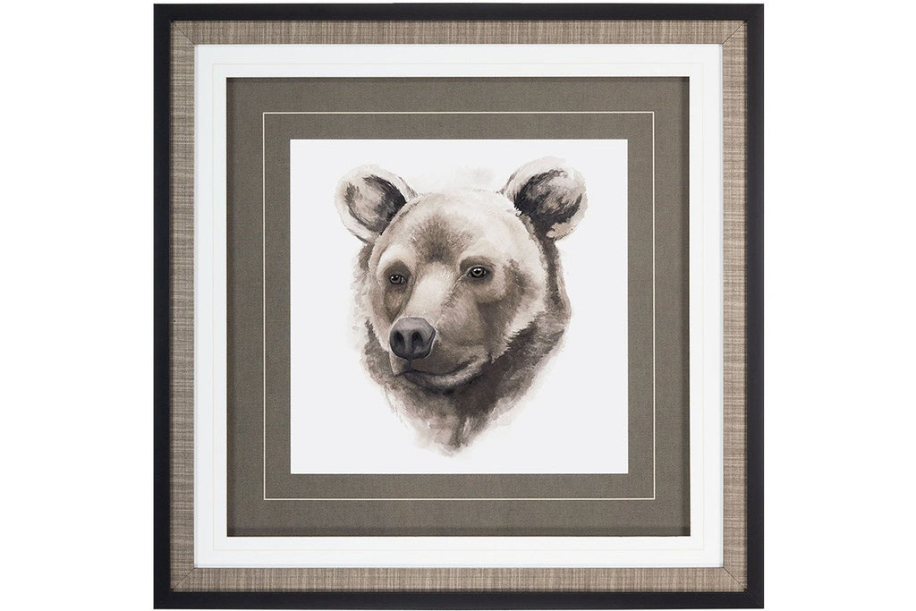 Western Animal Study II  | Framed Art | Jordans Home