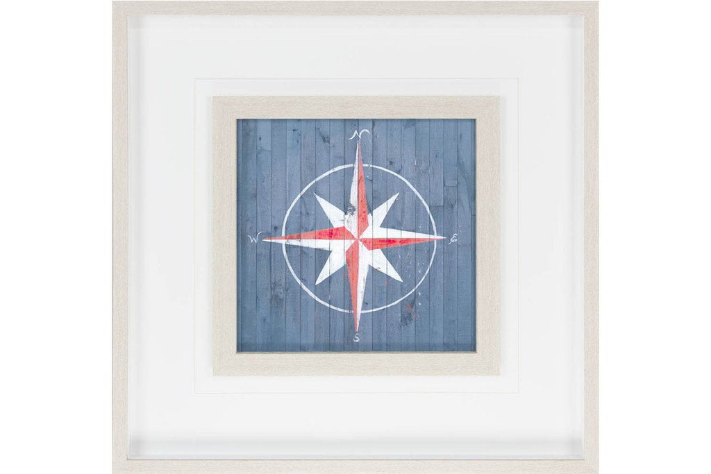 Custom Nautical Plank III Artwork  | Framed Art | Jordans Home