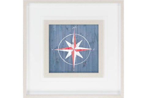 Custom Nautical Plank III Artwork