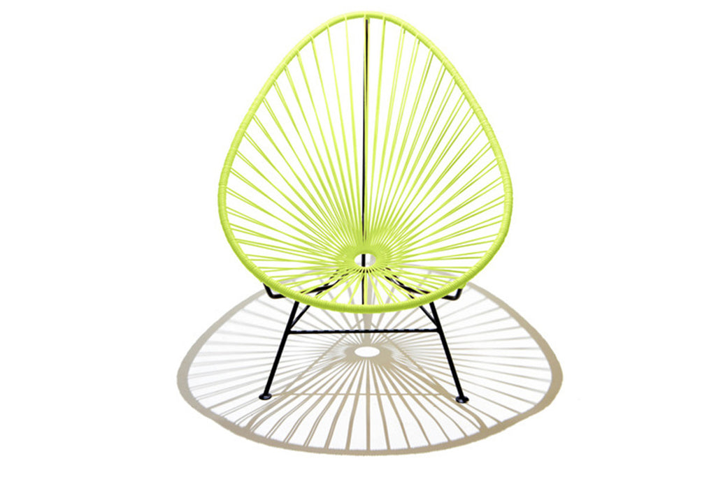 Acapulco Chair - Apple Green - Jordans Home