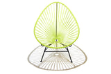 Acapulco Chair - Apple Green