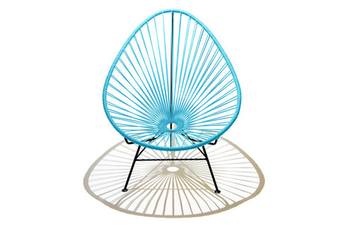 Acapulco Chair - Baby Blue - Jordans Home