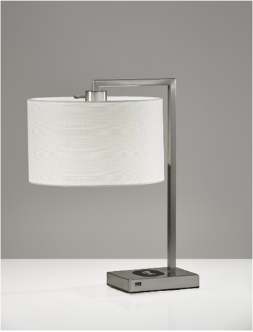 Austin AdessoCharge Desk Lamp - Jordans Home