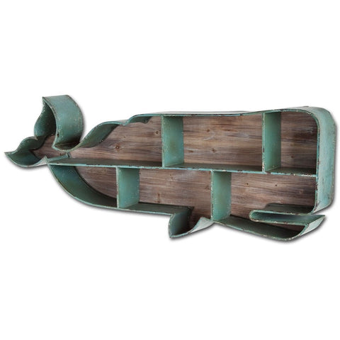 Dalata Whale Wall Shelf