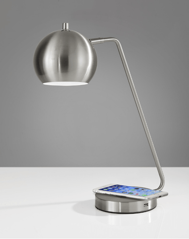 Emerson AdessoCharge Desk Lamp - Jordans Home
