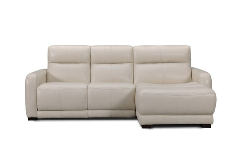 Upholstered Three-Piece Sectional - Jordans Home