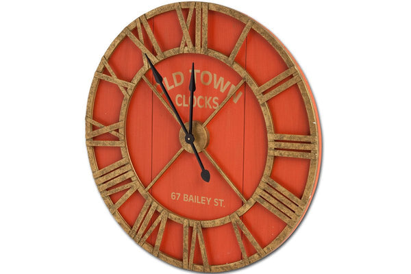 Bolival II Wall Clock - Jordans Home