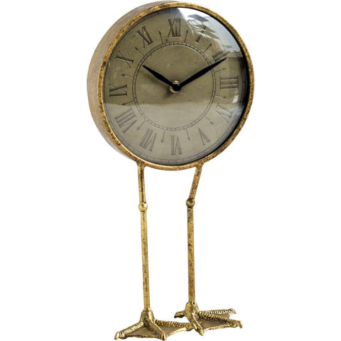 Chadwick Gold Clock - Jordans Home