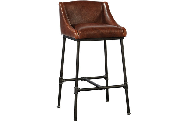 Iron Pipe Bar Stool  | Bar Stool | Jordans Home