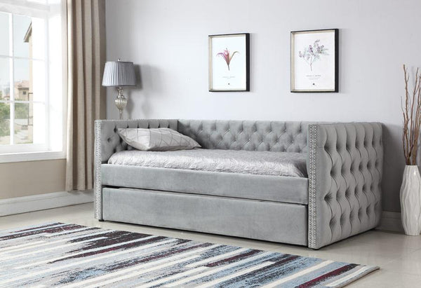 Paige Day Bed with Trundle