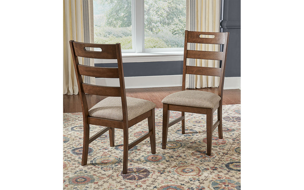 Blue Mountain Ladderback Chair