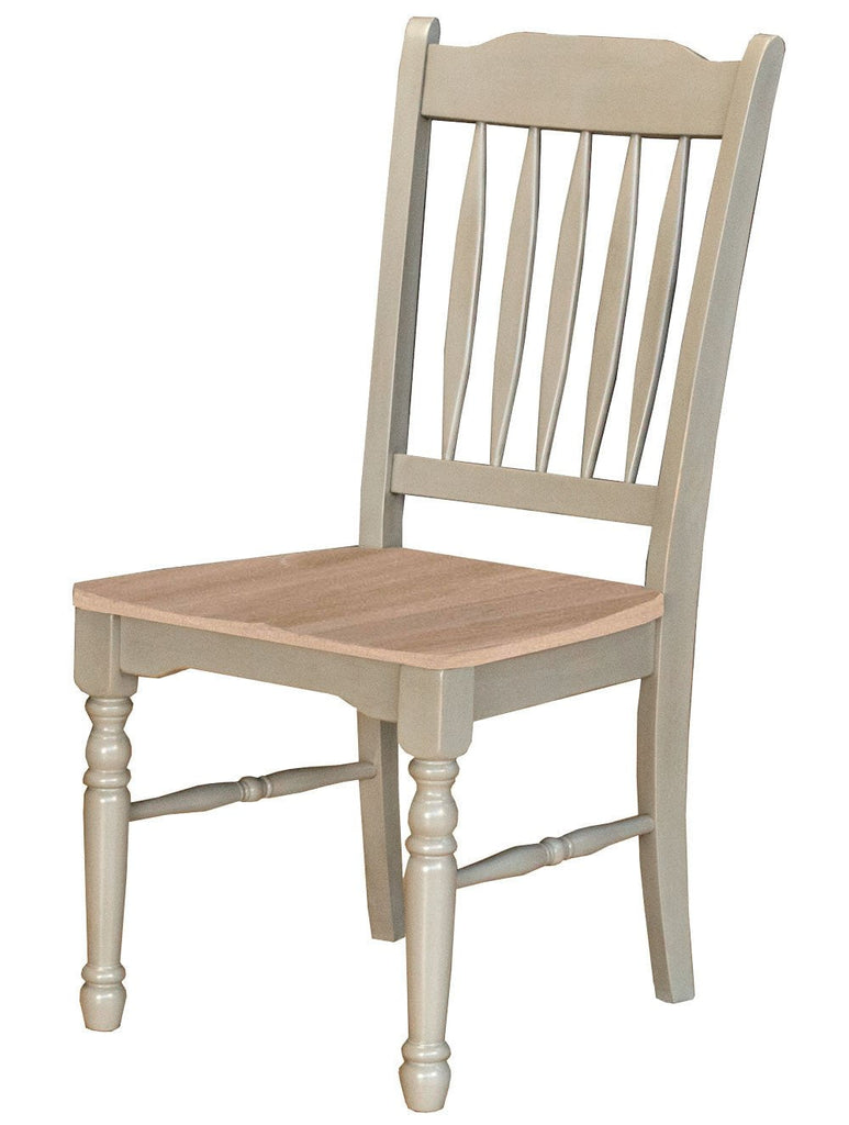 Slatback Side Chair - Jordans Home