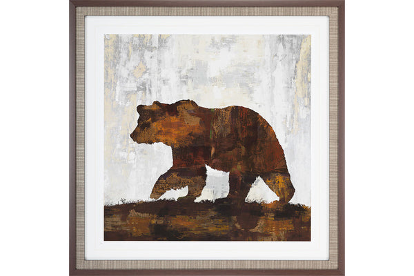 Bear Artwork - Jordans Home