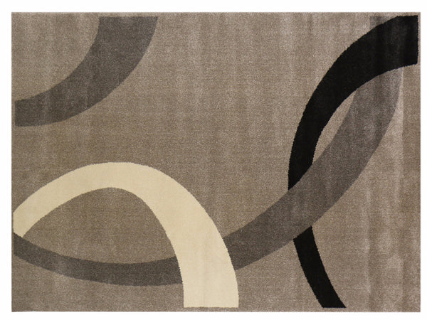 Opel - Taupe Area Rug  | Rug | Jordans Home