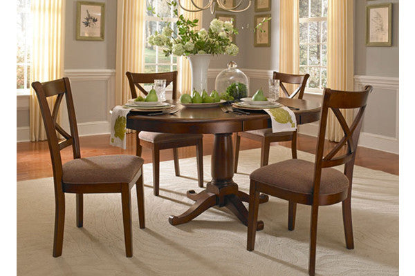 Desoto Oval Pedestal Table  | Dining Table, Table | Jordans Home