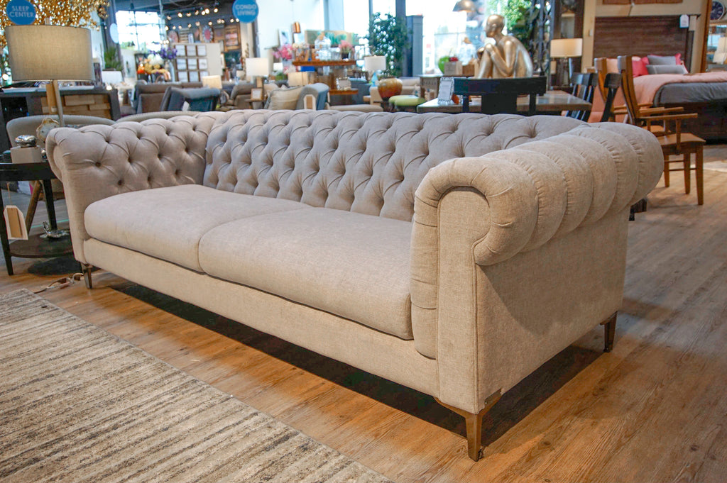 Flixton Sofa - Grey