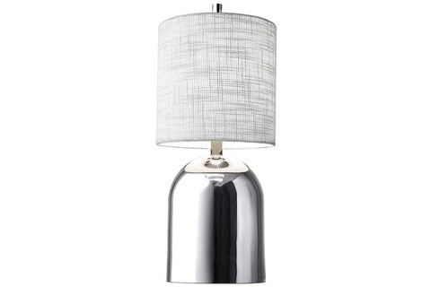 Divine Table Lamp - Chrome - Jordans Home