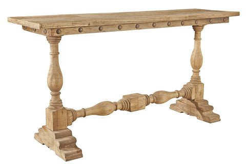 Pedestal Pub Table  | Sofa Table | Jordans Home