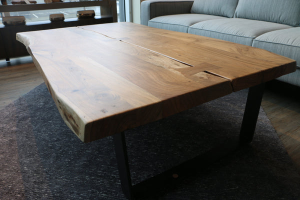 Jordans Home |  Live Edge Coffee Table