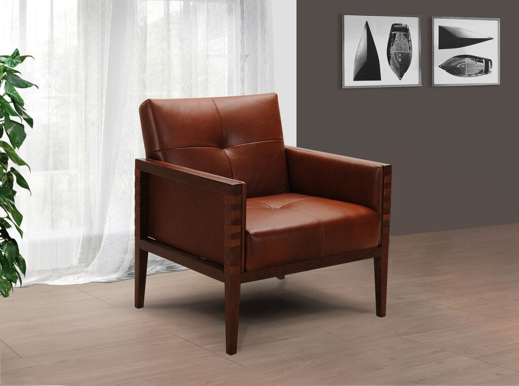 Upholstered Arm Chair - Jordans Home