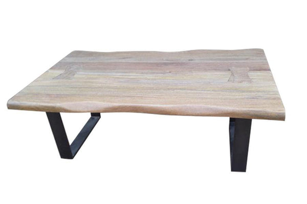 Live Edge Wood Cocktail Table  | Coffee Table | Jordans Home