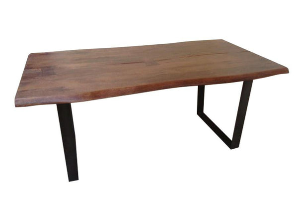 Live Edge Wood Dining Table  | Dining Table, Table | Jordans Home