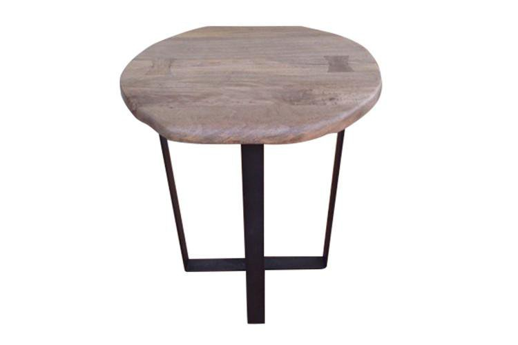 Live Edge Wood Side Table  | Side Table | Jordans Home