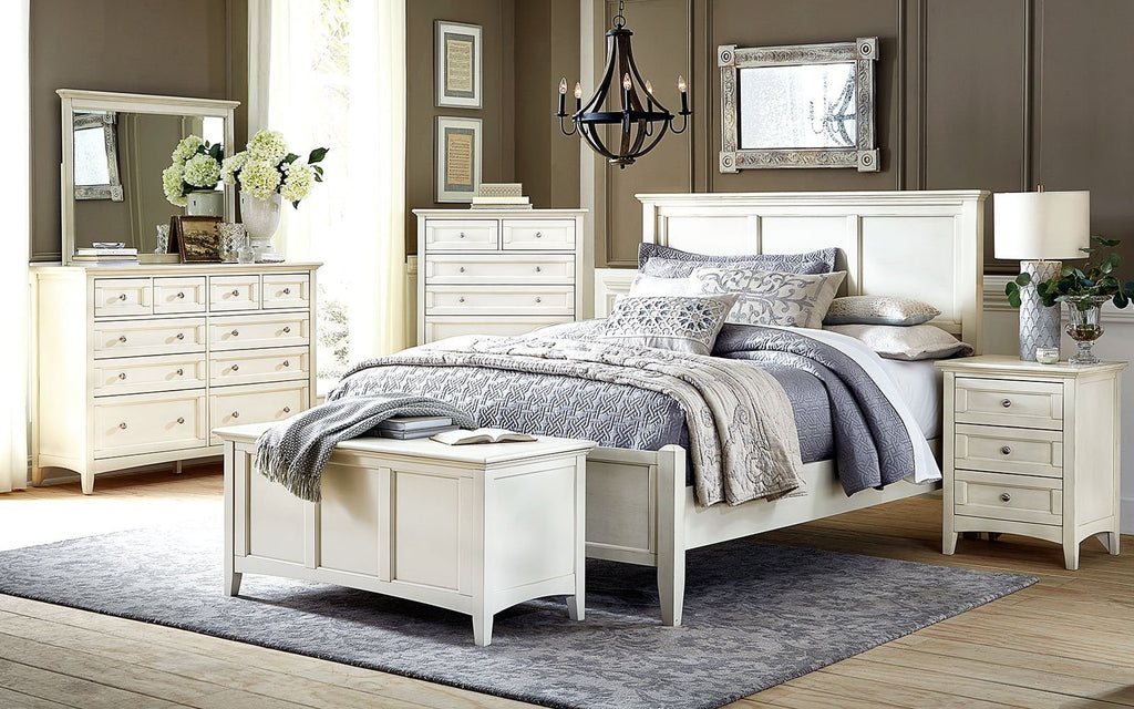 Northlake Panel Bed