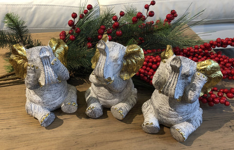 Elephants (Set of 3)