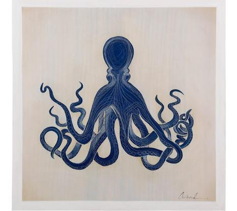 Painting of Octopus - Jordans Home