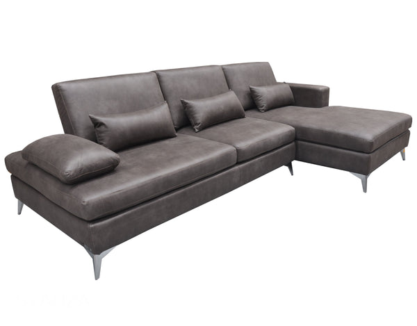Jordans Home | Sofa with Chaise Right Side