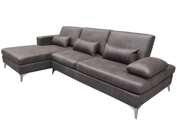 Jordans Home | Sofa with Chaise Left Side