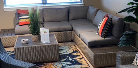 Seaside Sectional Set