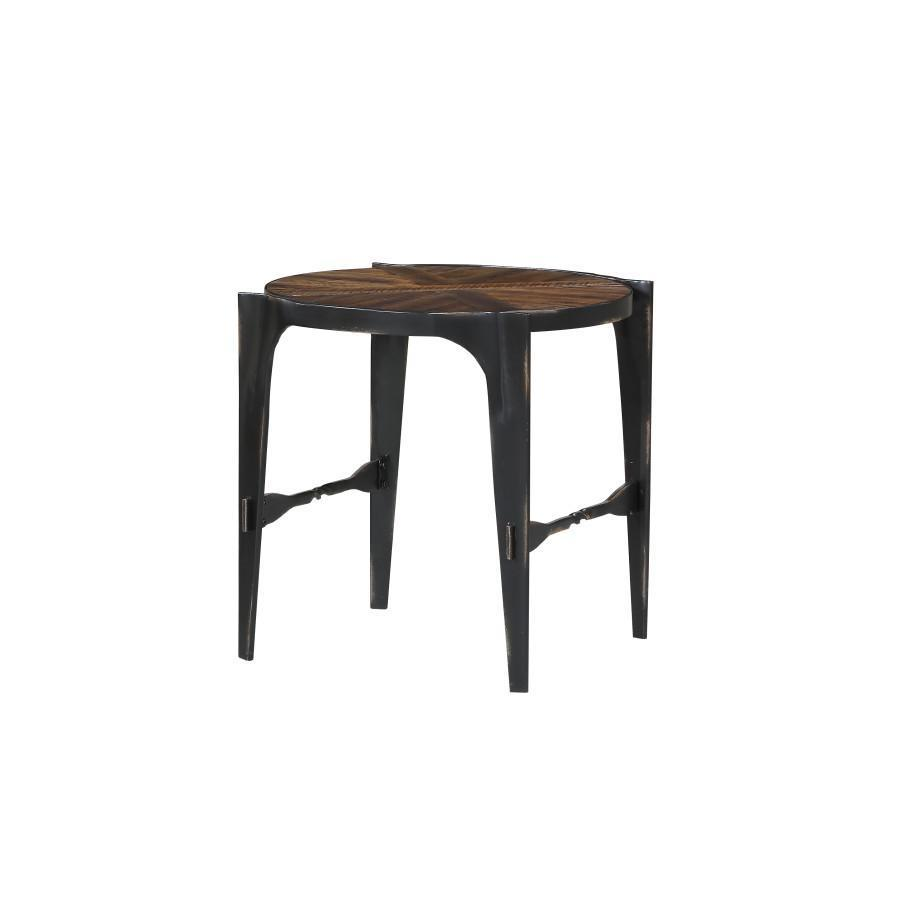 Franklin's Forge End Table